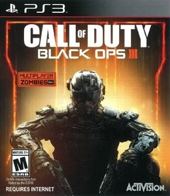 PS3 - COD CALL OF DUTY: BLACK OPS 3 (INGLES - INCLUYE EL 1 DE REGALO)