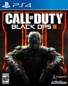 PS4 - CALL OF DUTY: BLACK OPS 3 | PRIMARIA (SOLO INGLÉS)