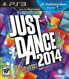 PS3 - JUST DANCE 2014