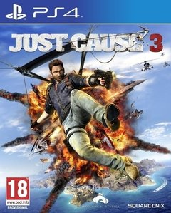 PS4 - JUST CAUSE 3 | PRIMARIA