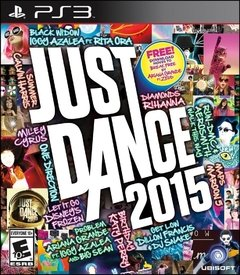 PS3 - JUST DANCE 2015