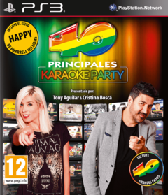 PS3 - KARAOKE PARTY VOL. 1