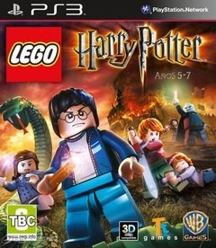 PS3 - LEGO: HARRY POTTER