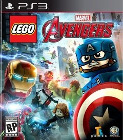 PS3 - LEGO: MARVEL AVENGERS
