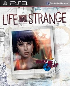 PS3 - LIFE IS STRANGE: TEMPORADA COMPLETA (5 CAPITULOS)
