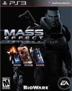 PS3 - MASS EFFECT COLLECTION (3 JUEGOS)