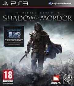 PS3 - SHADOW OF MORDOR