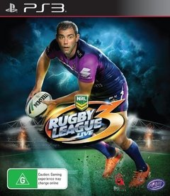 PS3 - RUGBY LEAGUE LIVE 3