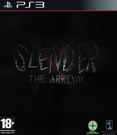 PS3 - SLENDER: THE ARRIVAL