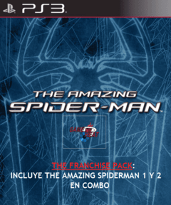 PS3 - THE AMAZING SPIDERMAN COLLECTION (2 JUEGOS - SUBS EN ESPAÑOL )