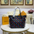 BOLSA NEVERFULL MM GAME ON NOIR CANVAS MONOGRAM - Bolsas Importadas