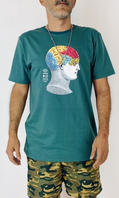 REMERA THE BRAIN M/C - comprar online