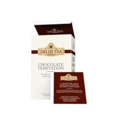 Té Chocolate Temptation - Delhi Tea 40g