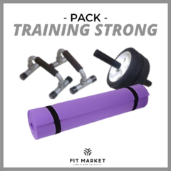 Pack - Training strong - comprar online