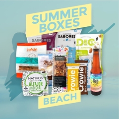 Summer Box - Beach