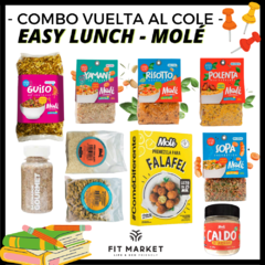 Combo Vuelta al cole - Easy Lunch - Molé