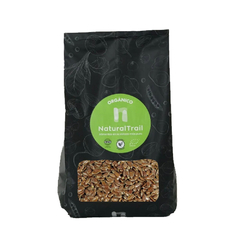 Lino Marrón Orgánico - Natural Trail - 500 g