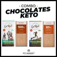 Combo Chocolates Keto