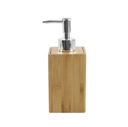 DISPENSER CUADRADO BAMBOO