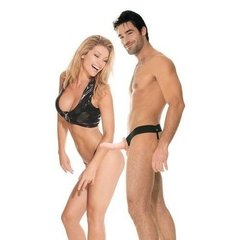 arnes para hombres y mujeres Hollow Strap-on for Him or Her