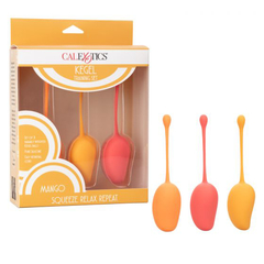 Kegel Training Set Mango
