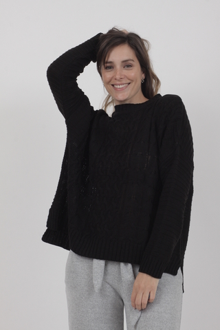 Sweater Nefret Negro