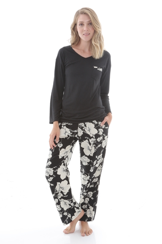 Pijama Twill English Garden - 92721/2 - comprar online