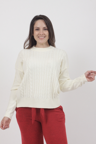 Sweater Bucknal Natural - comprar online