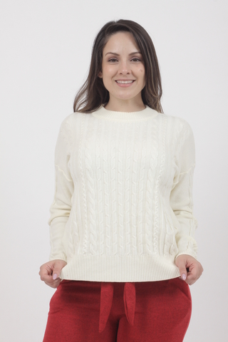 Sweater Bucknal Natural