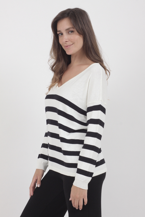 Sweater Jazmin Natural en internet