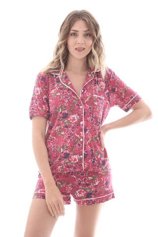 Camisero Flowers 2 - 82731