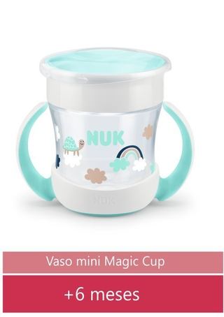 Vaso Evolution Mini Magic Cup Verde - N0751278C