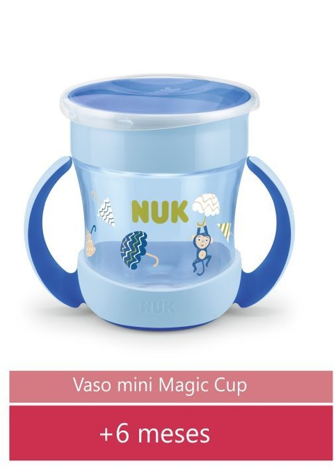 Vaso Evolution Mini Magic Cup Celeste - N0751278A