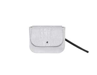 It Bag white  - Polonia Cruz