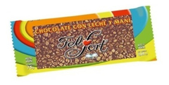 Tableta Chocolate Con Mani Felfort X 75 Gr - Lollipop