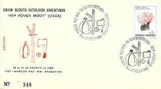 Union Scouts Catolicos Argentinos.