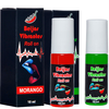GEL DO BEIJO VIBRANTE ROLLON 10ML CHILLIES - comprar online