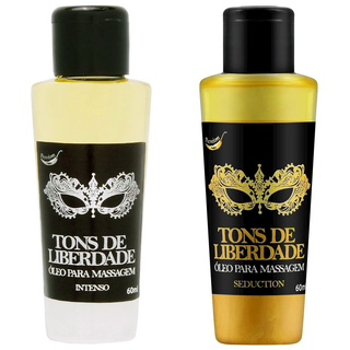 ÓLEO TONS DE LIBERDADE SEDUCTION GOLD 60ML - CHILLIES 102092 - comprar online