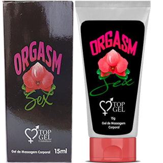ORGASM  15ml - Top Gel