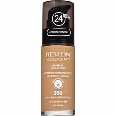 Base Revlon Colorstay Combination/Oily 24 Hrs FPS 15 - COR 350