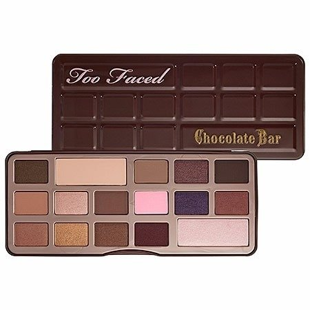 Paleta De Sombras Too Faced Chocolate Bar