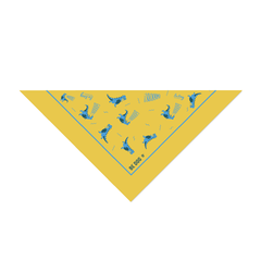 BANDANA BE REXY YELLOW- NEW IN!
