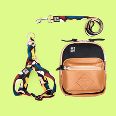 KIT BACKPACK LANDSCAPE BLACK - comprar online
