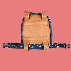 DOG BACKPACK ROCKET BLUE - tienda online