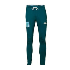 Pantalon Largo Racing Club Kappa 2020 Abunszip Verde
