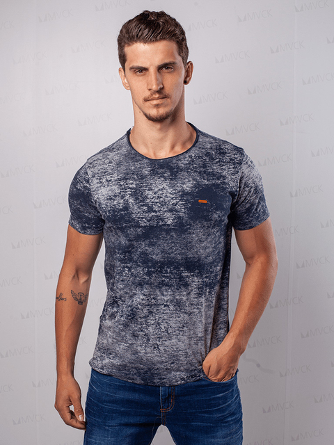 Camiseta Masculina Abstract-01