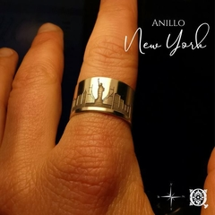 Anillo New york