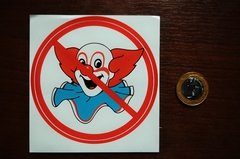 no bozo sticker - buy online