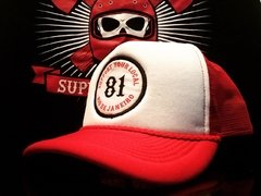 red syl81 hat