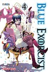 BLUE EXORCIST 04